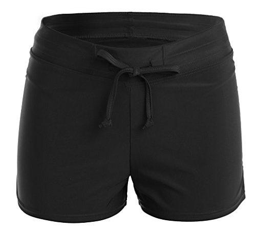 9d0447c236 Acasia Women's Swim Shorts Tankini Bottoms Boardshorts Swim Trunks Board  Shorts