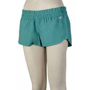 13065746df Hurley Supersuede Solid Beachrider Women's Boardshorts – Washed Teal – XL