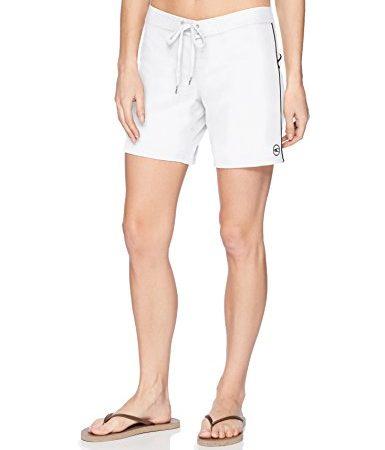 9dc978c16f O'Neill Women's Salt Water 7″ Boardshort | Womens Board Shorts Shop